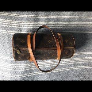 Louis Vuitton Papillion Bag